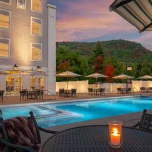 North Conway Grand Hotel, New Hampshie Hotel
