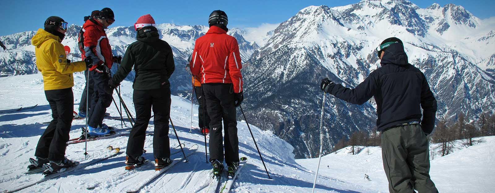 Bardonecchia School Ski Trips