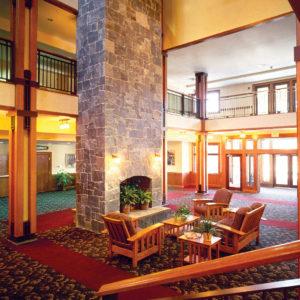 Jordan Grand Hotel, Sunday River, Maine