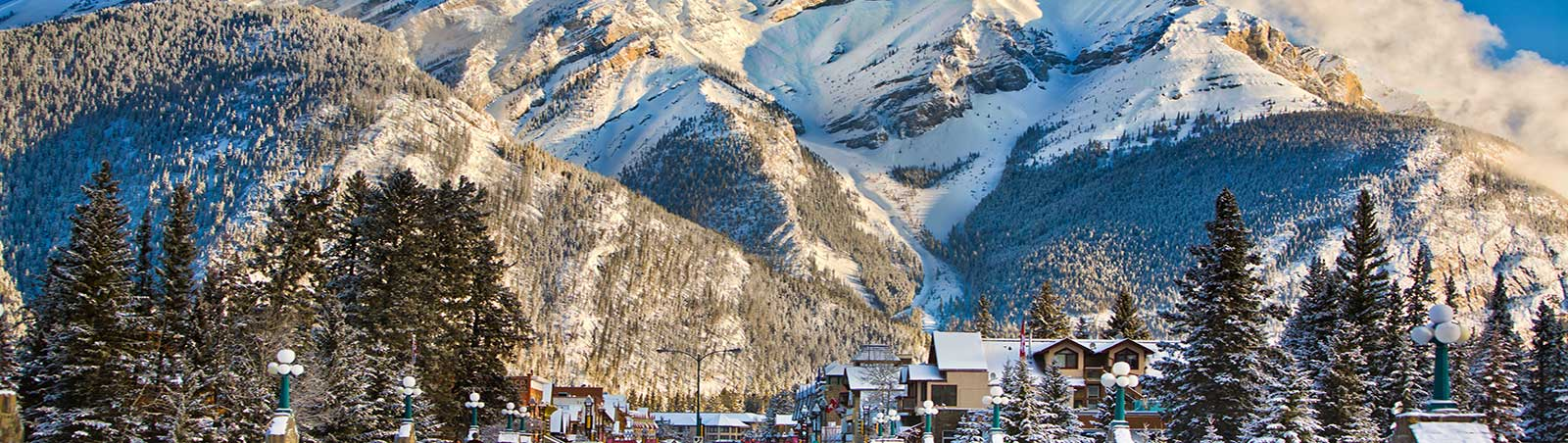 Banff, Canada School Ski Trip