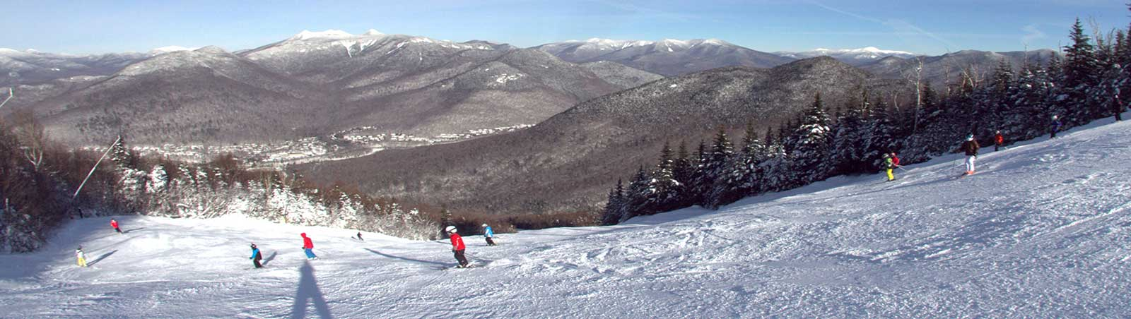 Loon Valley Skiing, New Hampshire, inspireski