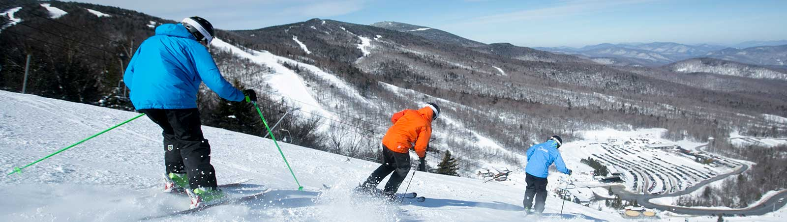 Killington USA Ski Resort with inspireski