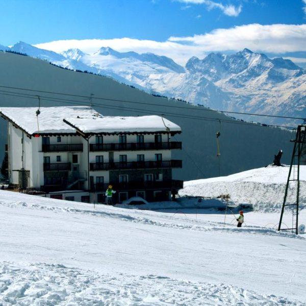 Hotel Chalet des Alps, Pila, Italy