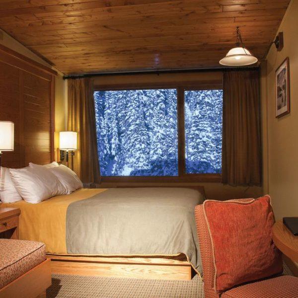 Sunshine Lodge, Banff, Canada