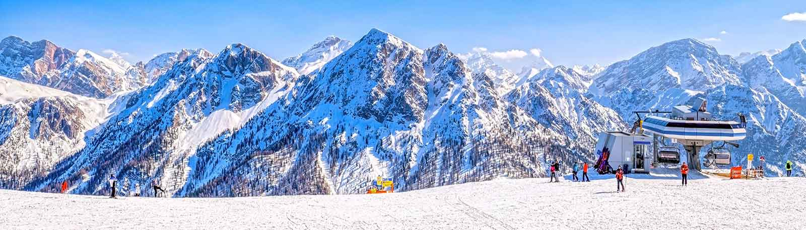 Kronplatz School Ski Trips