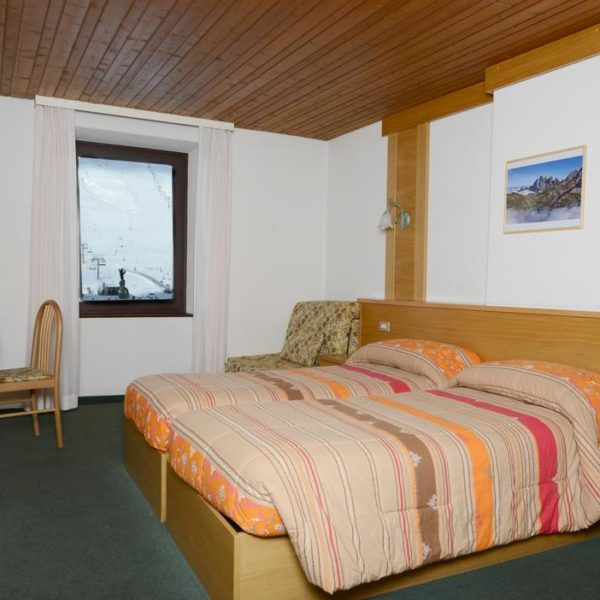 Hotel Savoia Room,, Claviere, Italy School Ski trips