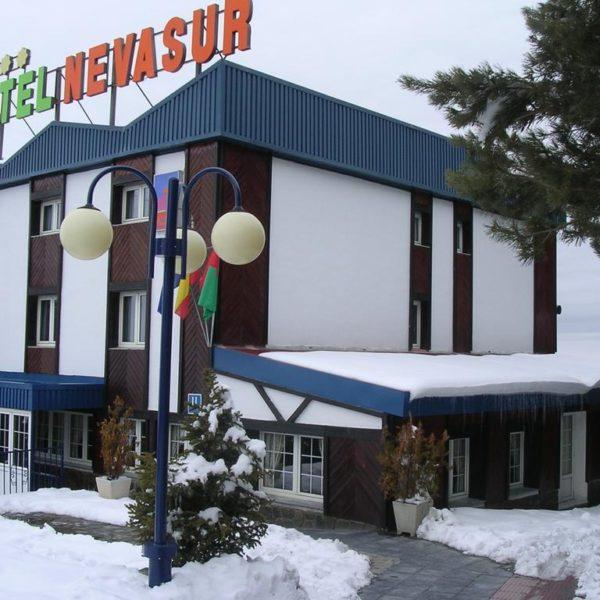 Nevasur Hotel External