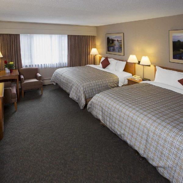 Lobstick Lodge, Jasper, Room