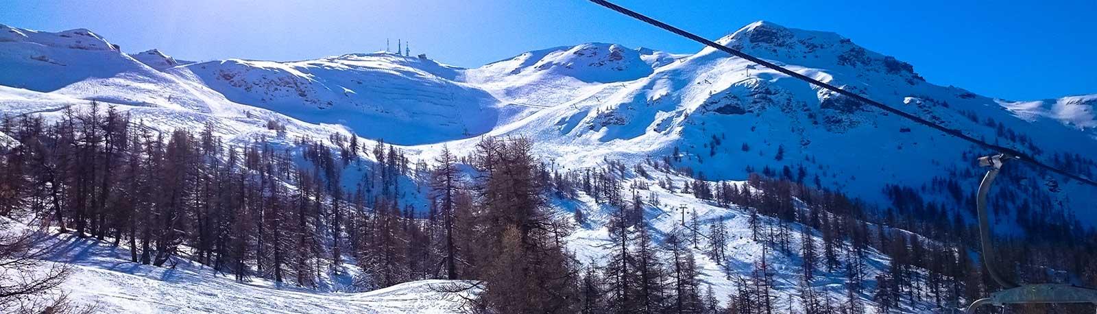 Sansicario School Ski Trips