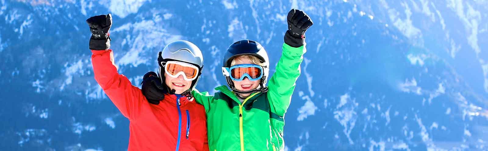 Passo Tonale school ski trips