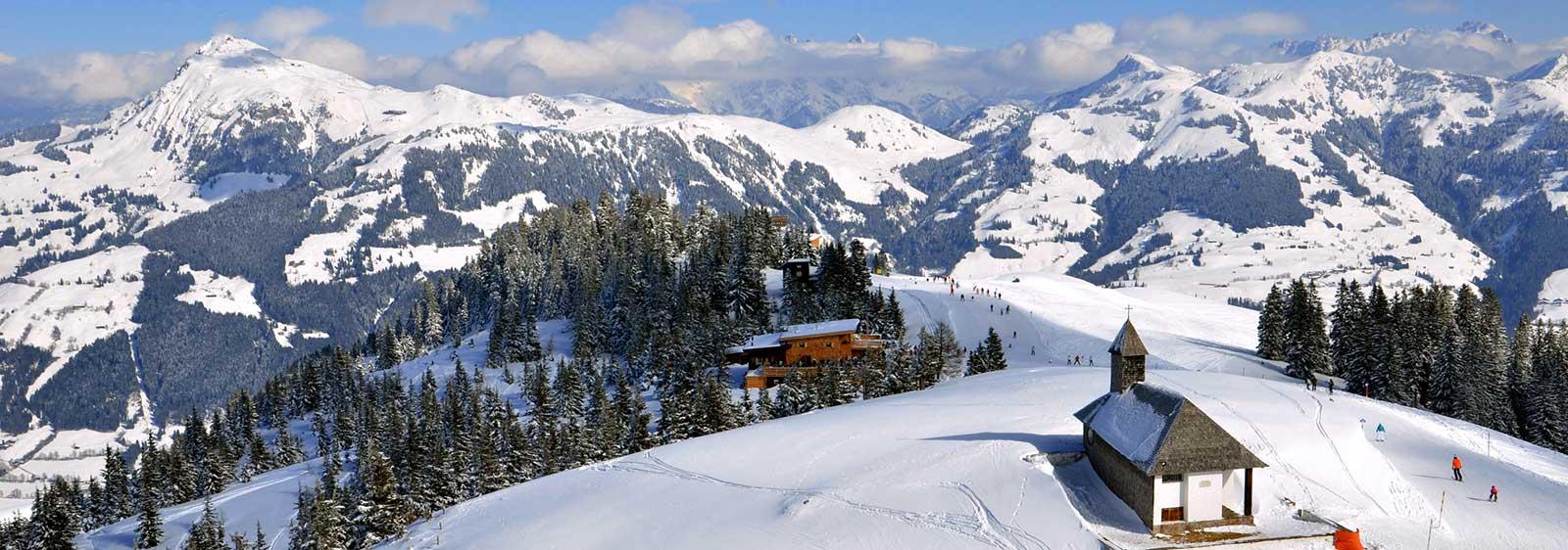 Kitzbuhel School Ski Trips
