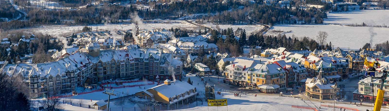 Tremblant School Ski Trips
