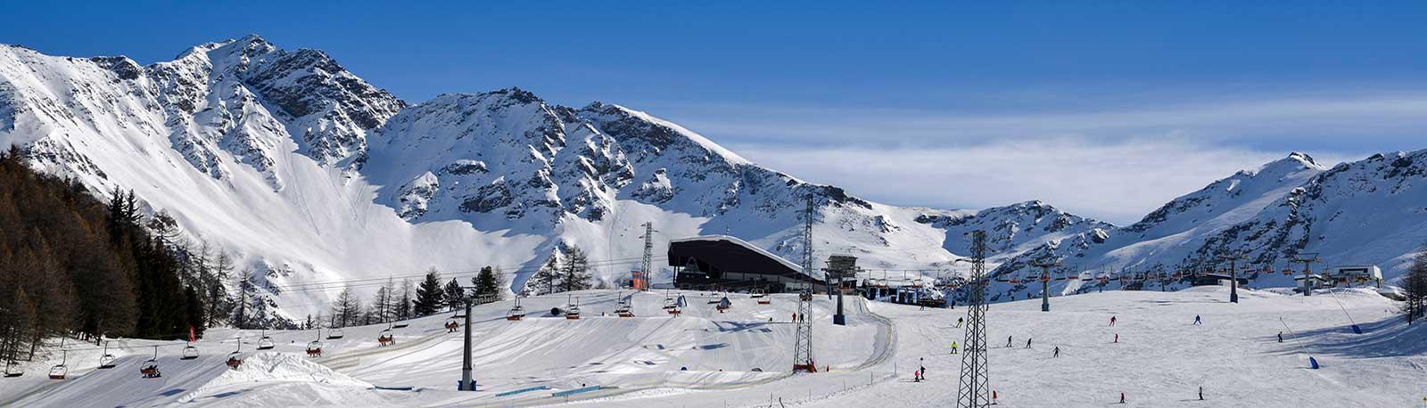 Pila School Ski Trips