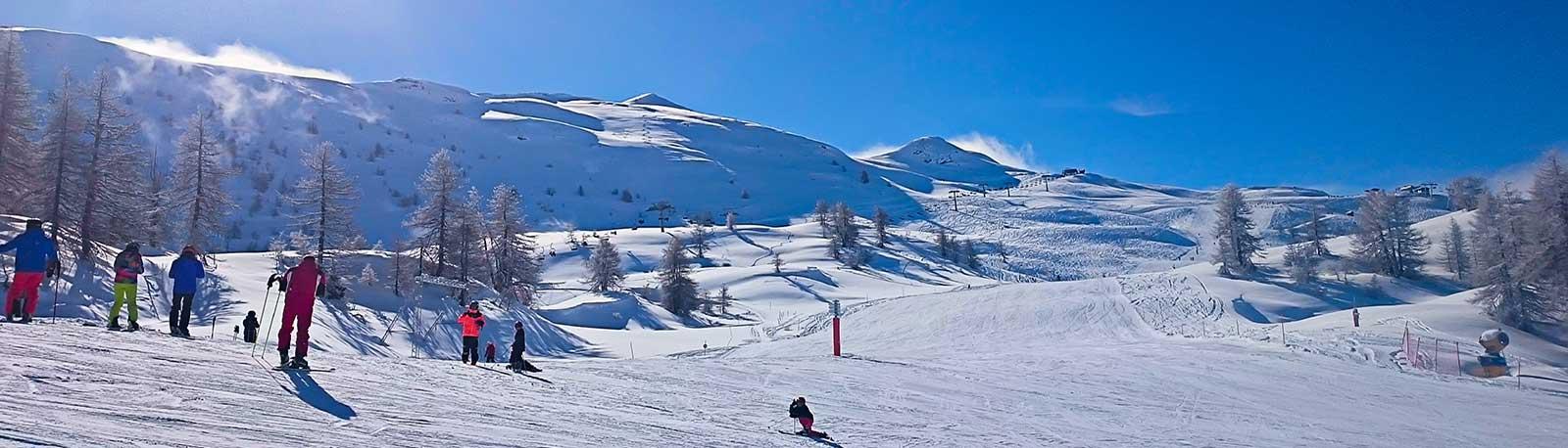 Sauze d'Oulx School Ski Trips