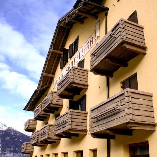 Hotel Santellina in Fai della Paganella, Italy
