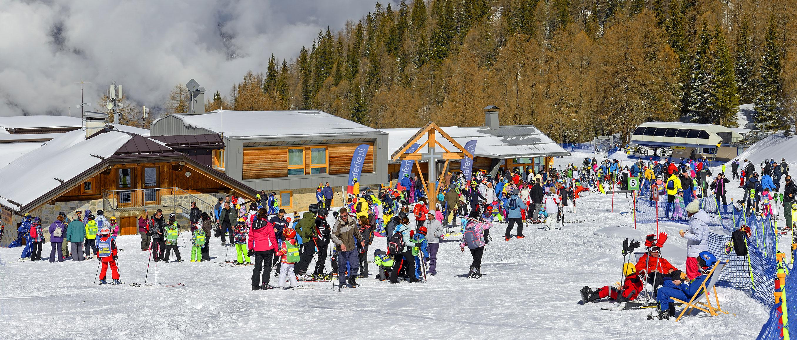 Folgarida-Italy-Ski