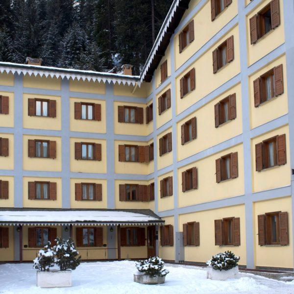 Hotel Milano in Santa Caterina, Italy