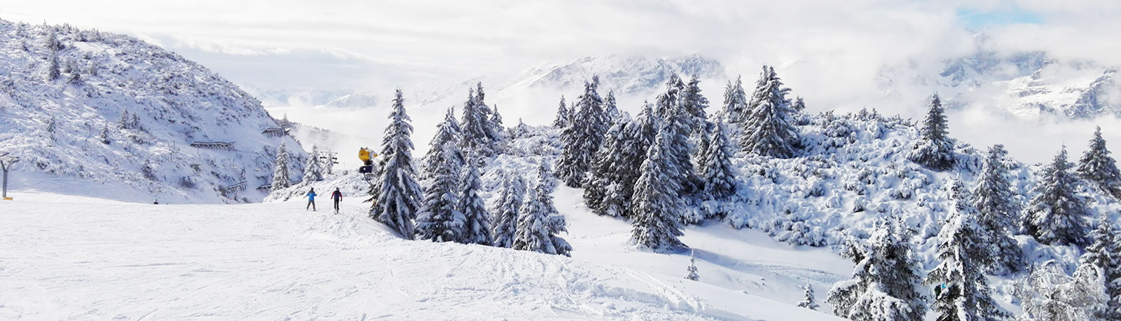 Paganella School Ski Trips