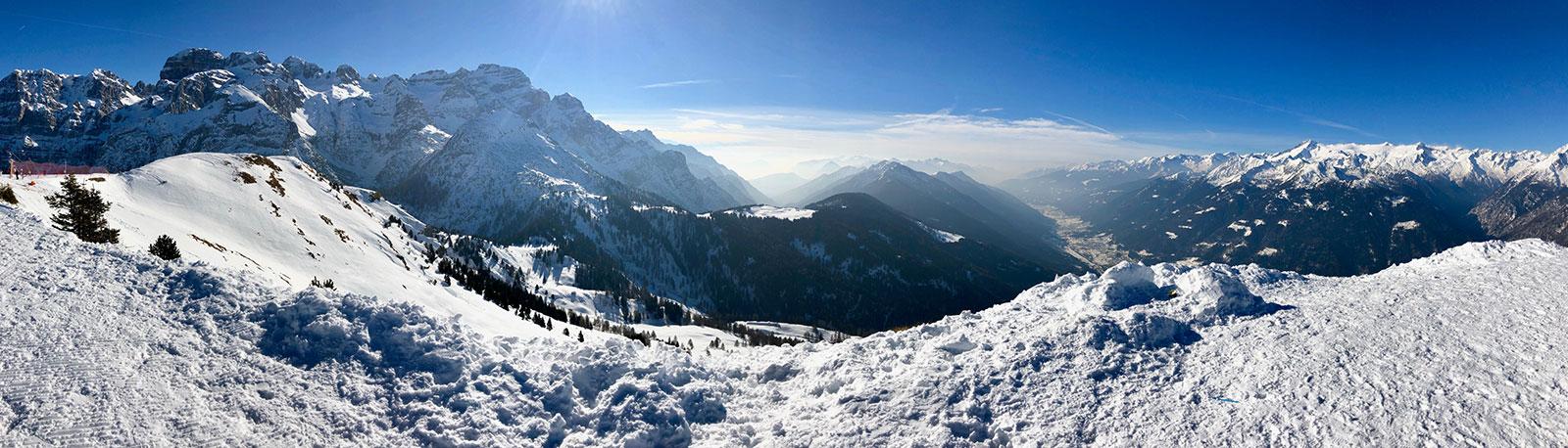 Pinzolo School Ski Trips