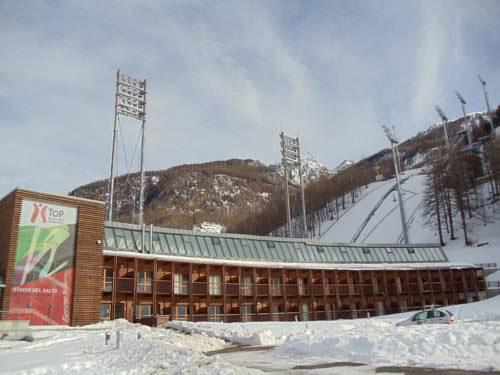 Ski Jumping Hotel Pragelato
