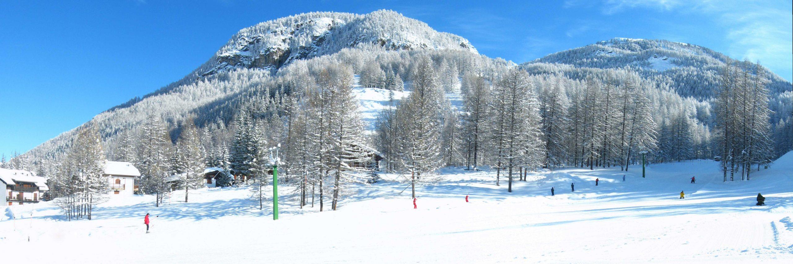 Pragelato View