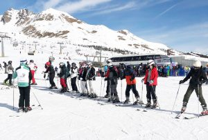 Highworth Warnerford Ski Trip to Passo Tonale