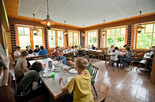 Hotel Peilensteinhof Dining