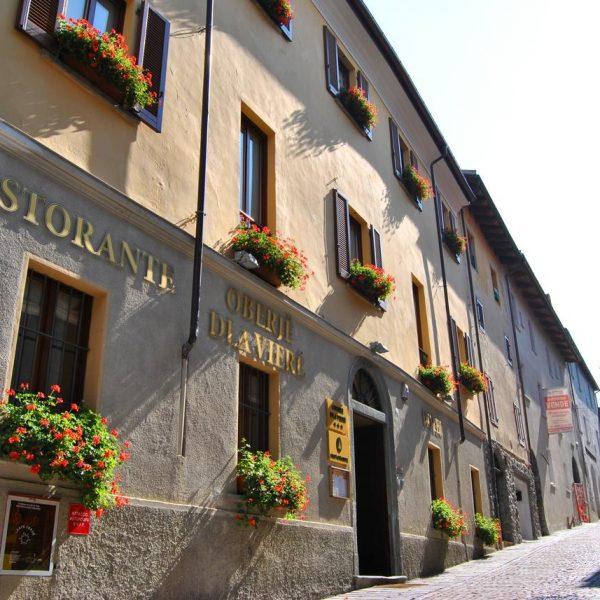Hotel Oberje De La Viere Outisde