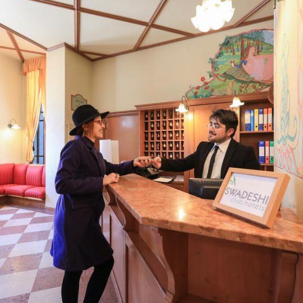 Passo Tonale school ski trips -Palace Pontedilegno Resort