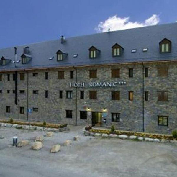 Hotel Romanic - exterior - website
