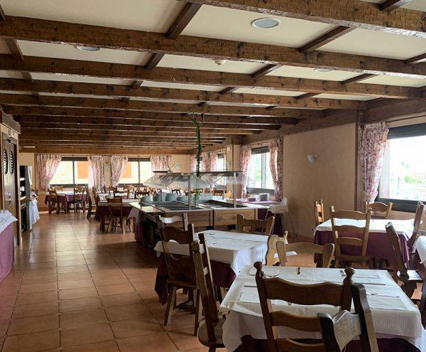 Hotel Romanic restaurant - Boi Taull - ski